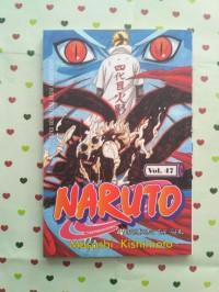 Komik Seri : Naruto by Masashi Kishimoto