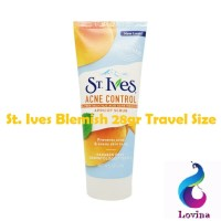 St. Ives Blemish Control Apricot Scrub 28g