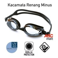Kacamata Renang Minus Anak - Children Myopia Optical Swim Goggles