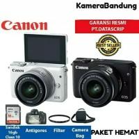 Canon Eos M10 Kit 15-45mm IS STM Paket