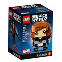 LEGO 41591 BRICKHEADZ Black Widow Avengers - ORI BRICK HEADZ