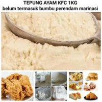 TEPUNG KFC 1KG - TEPUNG KENTUCKY - TEPUNG AYAM GEPREK - AYAM KRISPI