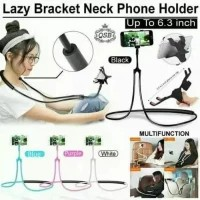 neck lazy pod leher holder universal phone