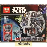 Brick Lepin 05035 Star Wars Death Star