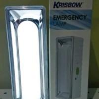Terlaris Emergency Lamp- Lampu Darurat 18 Led Krisbow