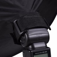 Collapsible Ring Softbox Flash Diffuser 42cm for Speedlite CameraDSLR