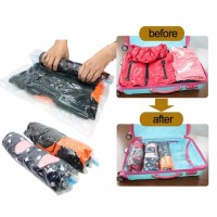 1 Paket Hand Rolling Vacuum Bag (isi 4 pcs Hand Rolling)