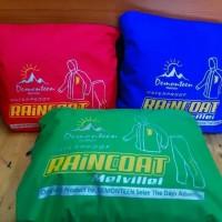 Jas Hujan Raincoat Demonteen Outdoor Ringan Not Eiger Consina Rei