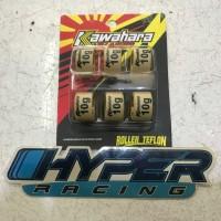 V-Belt| Roller Kawahara Racing 10 Gram Xeon GT RC Nmax Aerox Mio M3 Z