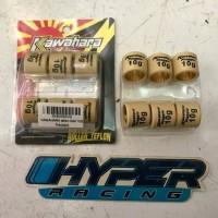 V-Belt| Roller Kawahara Racing Piaggio Vespa 10 Gram / 10G