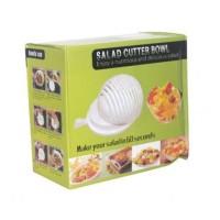 Salad Cutter Bowl Mangkuk Alat Potong Sayuran