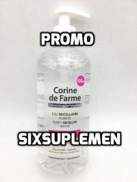 Original Corine De Farme Purity Micellar Water 500 ml 100 % original