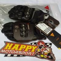 Sale !!! Glove Sarung tangan merk DAINESE Carbon D1 Short Black size L
