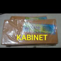 AMPLOP COKLAT SUPER KABINET ISI 100pcs