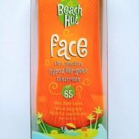 Sunblock Beach Hut Face SPF 65 / Sun Block Muka Wajah Anak Dewasa