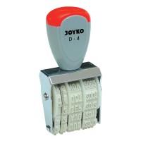 Date Stamp / Stempel Tanggal Joyko D-4