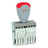 Number Stamp / Stempel Angka / Nomor Joyko N-8 / 8 Digits
