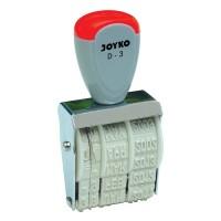 Date Stamp / Stempel Tanggal Joyko D-3