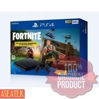 KASET GAME PROMO PS4 Slim Console 500GB / Fortnite Bundle Pack