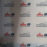 BUTTER SHEET UNSALTED ANCHOR 1Kg