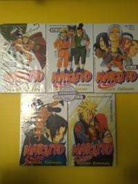 Komik Murah: Naruto - Masashi Kishimoto (Cabutan)