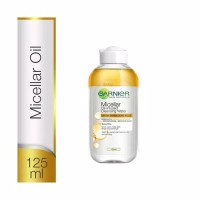 Garnier Micellar Oil-Infused Cleansing Water 125 ml (Make up remover)