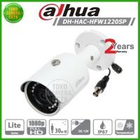 KAMERA CCTV OUTDOOR DAHUA 2MP DH-HAC-HFW1220SP HDCVI CAMERA CCTV