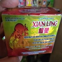Xiang ling Kapsul jamu asam urat dll