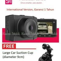 Xiaomi Yi Ultra Dash Camera Resolution 2.7K + Car Suction Cup