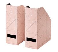 IKEA TJENA File majalah, merah muda, hitam