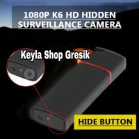 Gresik spy camera korek api K-6 hidden cam lighter FULL HD 1080P