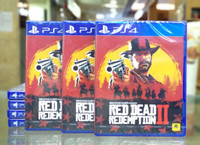 Game PS4 Red Dead Redemption 2 - Red Dead Redemption II
