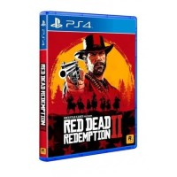 PS4 Red Dead Redemption 2 Reg 3 English