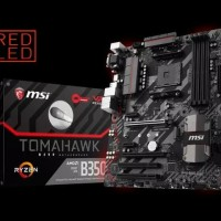 Motherboard MSI B350 Tomahawk ( AM4 )