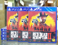 [PS4] Red Dead Redemption 2 - Red Dead Redemption II