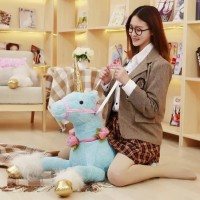 Boneka Unicorn Kuda Import uk 1 Meter Kode BU0008