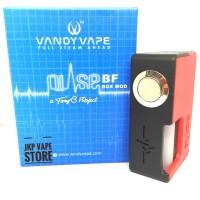 PULSE BF SQUONK BLACK - BOXMOD AUTHENTIC BY VANDY VAPE