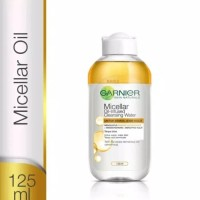 GARNIER MICELLAR OIL - INFUSED CLEANSING WATER MAKE UP REMOVER 125 ML
