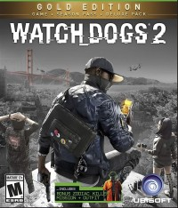 Watch Dogs 2 Gold Edition v1.17 + All DLCs + Bonus Content [GAME PC]