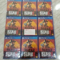 Red Dead Redemption 2 PS4 Reg 3 Asia English