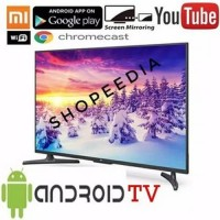 produk best-quality XIAOMI Mi TV 4A RESMI LED 43 WIFI SCREEN MIRRORIN