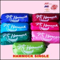 Hammock Single Olahraga Alat Olahraga