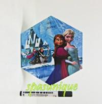 Crayon Set 46 Pieces Karakter Frozen