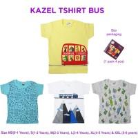 Kazel Tshirt Boy Bus Limited Edition