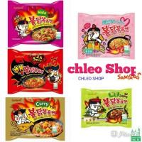 Paket 5 macam samyang Jjajang Mala nuclear carbo carbonara curry