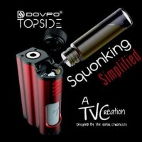 authentic dovpo x tvcreation topside squonk 80watt vape box mod