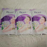 BIORE Body Foam (sabun cair refill) 450ml - Relaxing Aromatic