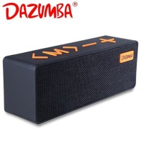 Speaker Bluetooth Portable n Micro SD Dazumba DW836