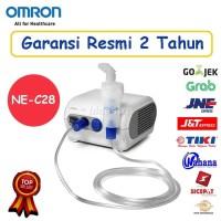 OMRON NE-C28 Nebulizer Garansi Resmi Alat Bantu Nafas / Napas NEC28