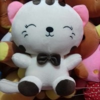 boneka unicorn kucing lucu kucing smile